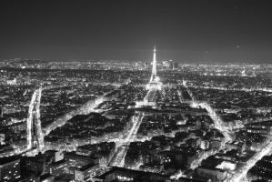 Paris at Night by Held-73
