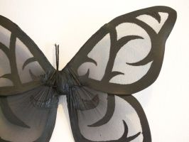 Baby Thorns  costume wings by KimsButterflyGarden