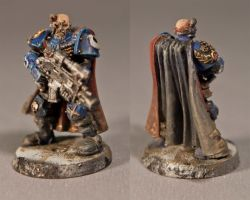 Sargeant Telion by HobbyV