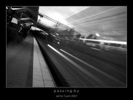 Passing By by theFouro