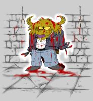 Bloody Norb from POND SCUM by CRISIS1983