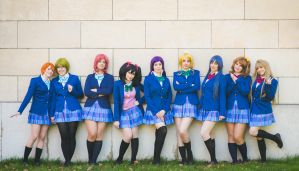 Love Live! School Idol Project by Lye1