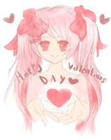 vday 2013 by mew-chii