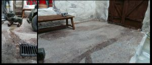 tips how to make  cement floor by Makingscalemodels