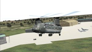 RAF Chinook 2 by Boeing787