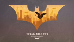 The Dark Knight Rises by AirDuster