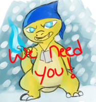 Mission 5 We Need You by animalstomp