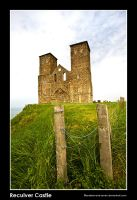 Reculver Castle by Andrew-and-Seven