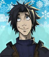Winter Zack by GilJimbo