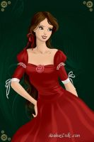 Belle in Enchanted Christmas by Kailie2122