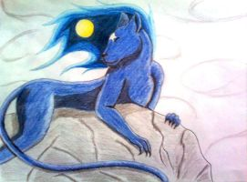 Night Panther by Sheena66