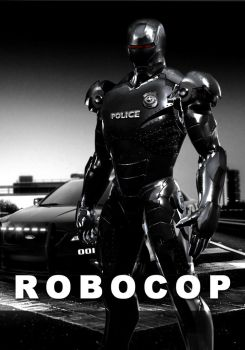 RoboCop by xTimelordx