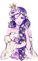 Nozomi doodle by Kaiet