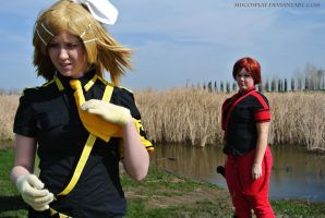 LIW: The War Starts by MUcosplay