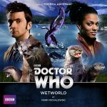 Wetworld audiobook cover by Hisi79