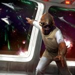 Ackbar Finds Himself in a Trap....Again! by wraithdt