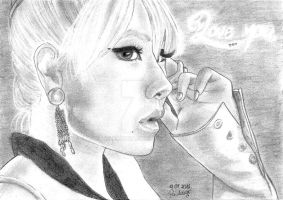 CL #3 by Lilleandra