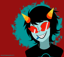 Terezi by Happy-Beanie