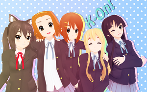 K-On! by RiStarr