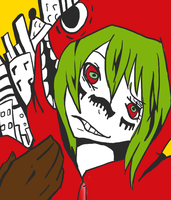 Matryoshka GUMI by queenofscream