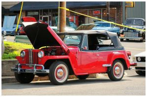 A Willys Jeepster by TheMan268