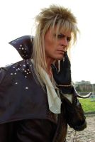 Jareth cosplay from Labyrinth by Sandman-AC