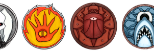 Demon King Seals by Morphicelus