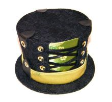 Steampunk Mad Mini Hatter Hat by Lolanova