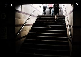 Going Up by cippalippa00