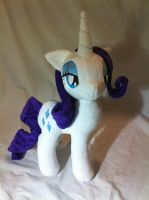 Rarity jointed plush by PlanetPlush