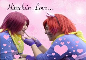 Hitachiin Love by misfitmosher