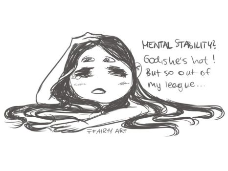 Mental Stability by FFairyy