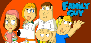 Family Guy by FelixToonimeFanX360