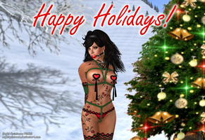 Happy Holidays 2013 by SophiQuintessa