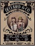 Deceased and Co. - Poster Design by Theakker5