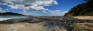Depot Beach Panorama by Enigma784