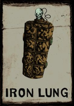 The Diabolical Iron Lung by genesischant