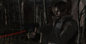 Leon Kennedy by blufan