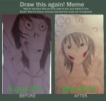 Jeff The Killer Before And After