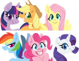 MLP icons by goshhhh