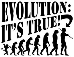 Evolution: It's True by BeRevolutionary