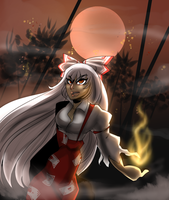 Everlasting flame by Rondorf