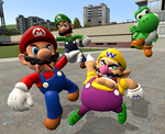 Supbar Mario 69 DS by SuperBluey2749
