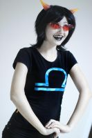 Homestuck: TEREZI cosplay by sweetHobgoblin