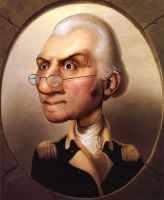 George Washington by funkwood