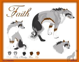 Faith Char-sheet by Chilenita