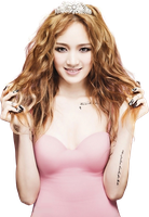 Jia (Miss A) PNG Render by classicluv
