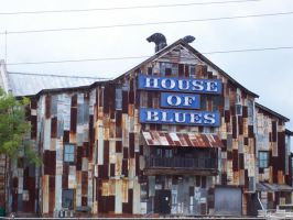 House of Blues by charlottesAngel