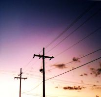 Electric lines by nurutheone