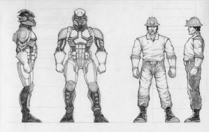 Character Profiles 3 by Alan-Gallo